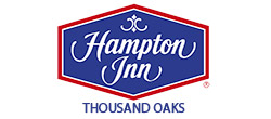 hampton inn thousand oaks logo